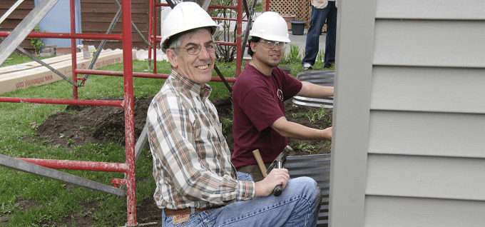 Habitat for Humanity of Greater Ottawa Volunteers