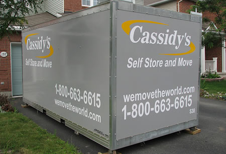 Storage Containers Sales & Rentals