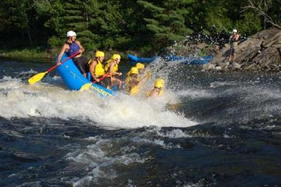 Whitewater Rafting Wilderness Tours