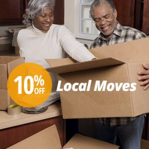 local moving discount