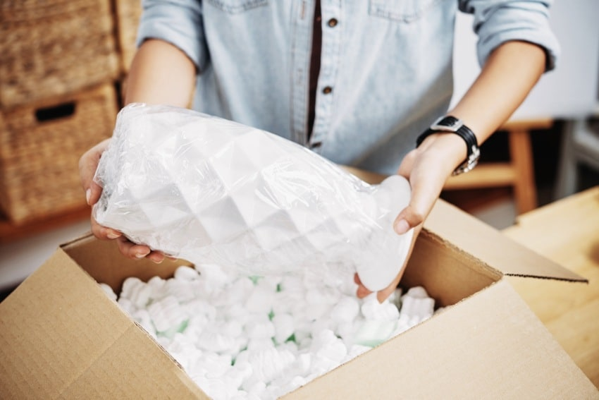 5 Steps To Pack Fragile Items For Moving - Cassidy's Moving & Storage